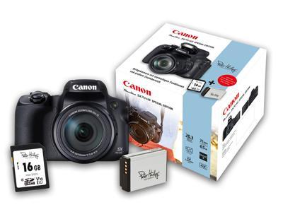 Canon PowerShor SX70 HS