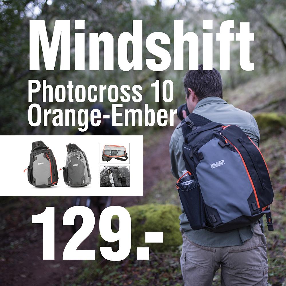 Mindshift Photocross 10